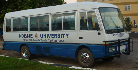 Ndejje University Guild Bus