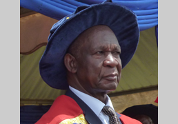 Chancellor at the 16th Graduation Ceremony 2014