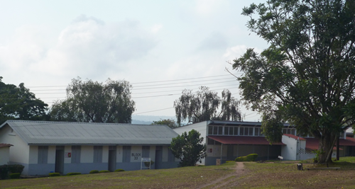 Initial Home of Ndejje University