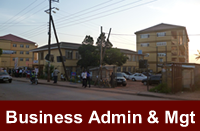 Faculty of Business Administration & Mgt