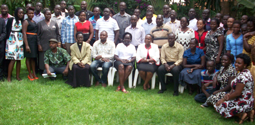Ndejje University Staff open Alumni Chapter