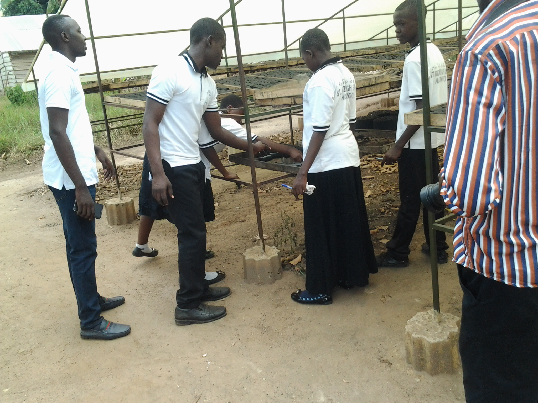 Community Outreach Briquettes Training5